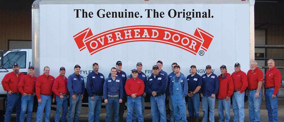 The Genuine The Original Overhead Door Tyler & Overhead Door Company of Tyler TX